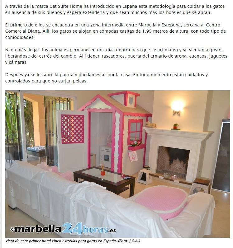 11 Le Cat Suite Home Marbella Spagna